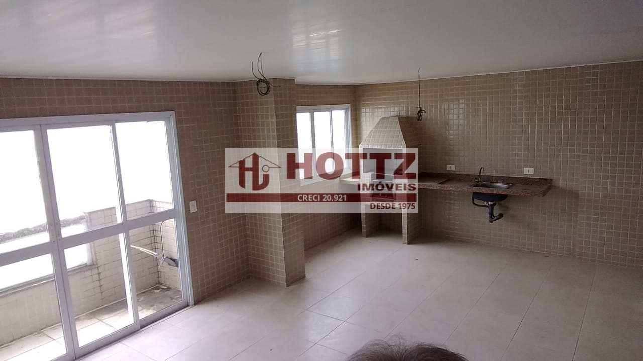 Cobertura com 4 dorms, Caiçara, Praia Grande - R$ 1.37 mi, Cod: 6004