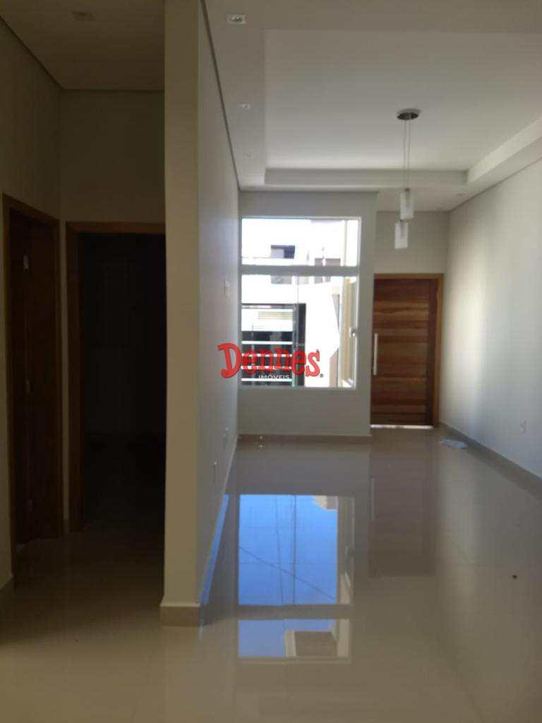 Casa com 3 dorms, Residencial Quinta dos Vinhedos, Bragança Paulista - R$ 325 mil, Cod: 373