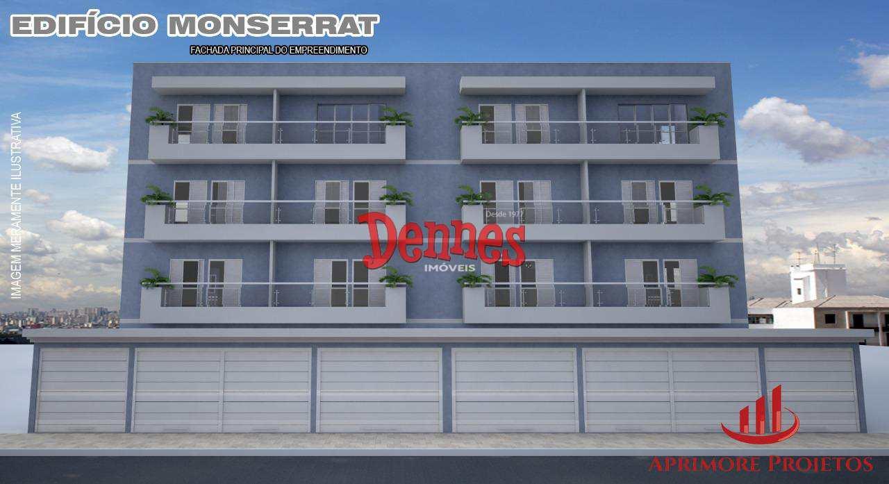 Apartamento com 3 dorms, Jardim Novo Mundo, Bragança Paulista - R$ 130 mil, Cod: 392