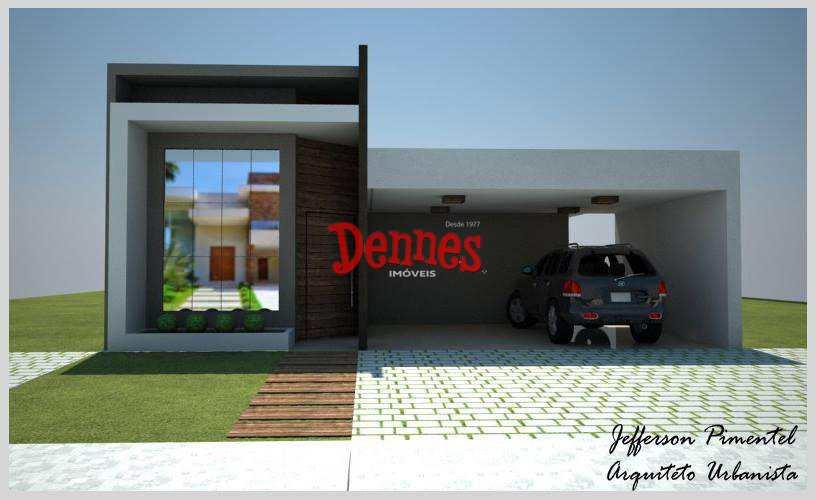 Casa de Condomínio com 3 dorms, Residencial Euroville 2, Bragança Paulista - R$ 630 mil, Cod: 416