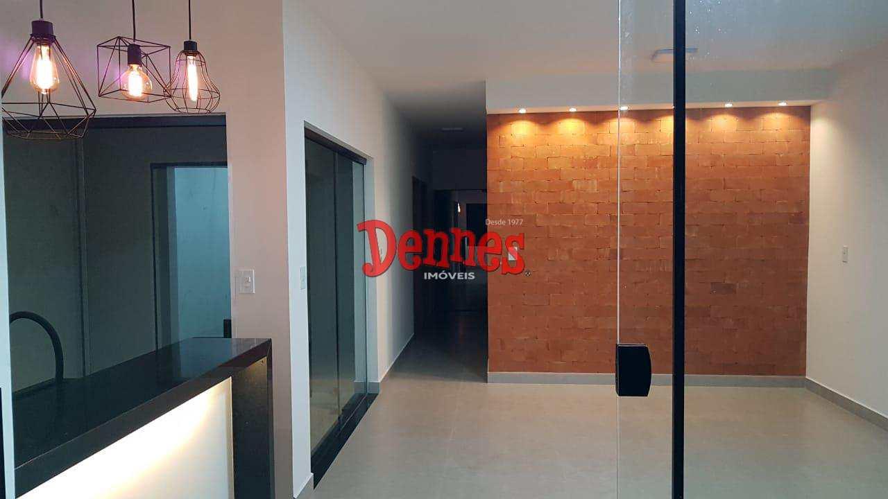 Casa com 3 dorms, Residencial Piemonte, Bragança Paulista - R$ 350 mil, Cod: 422
