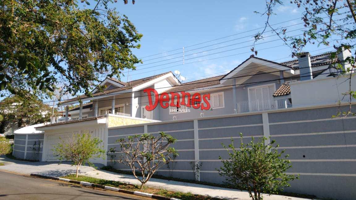 Casa com 3 dorms, Jardim América.