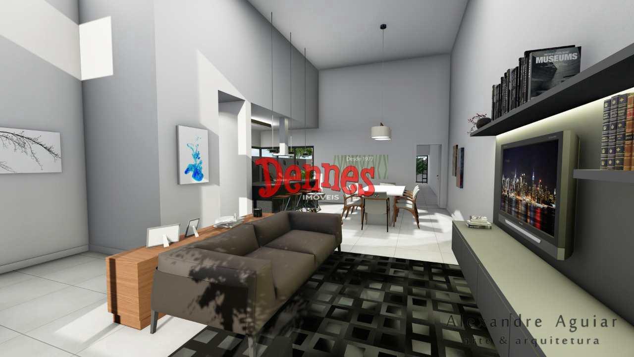 Casa  com 3 dorms, Residencial Euroville II.