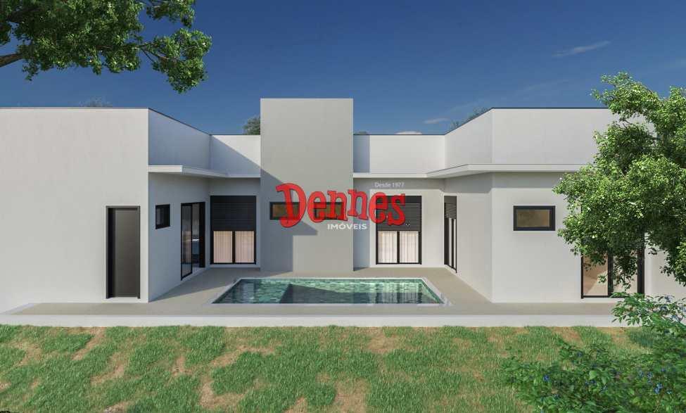 Casa à venda com 3 dorms, Residencial Euroville II