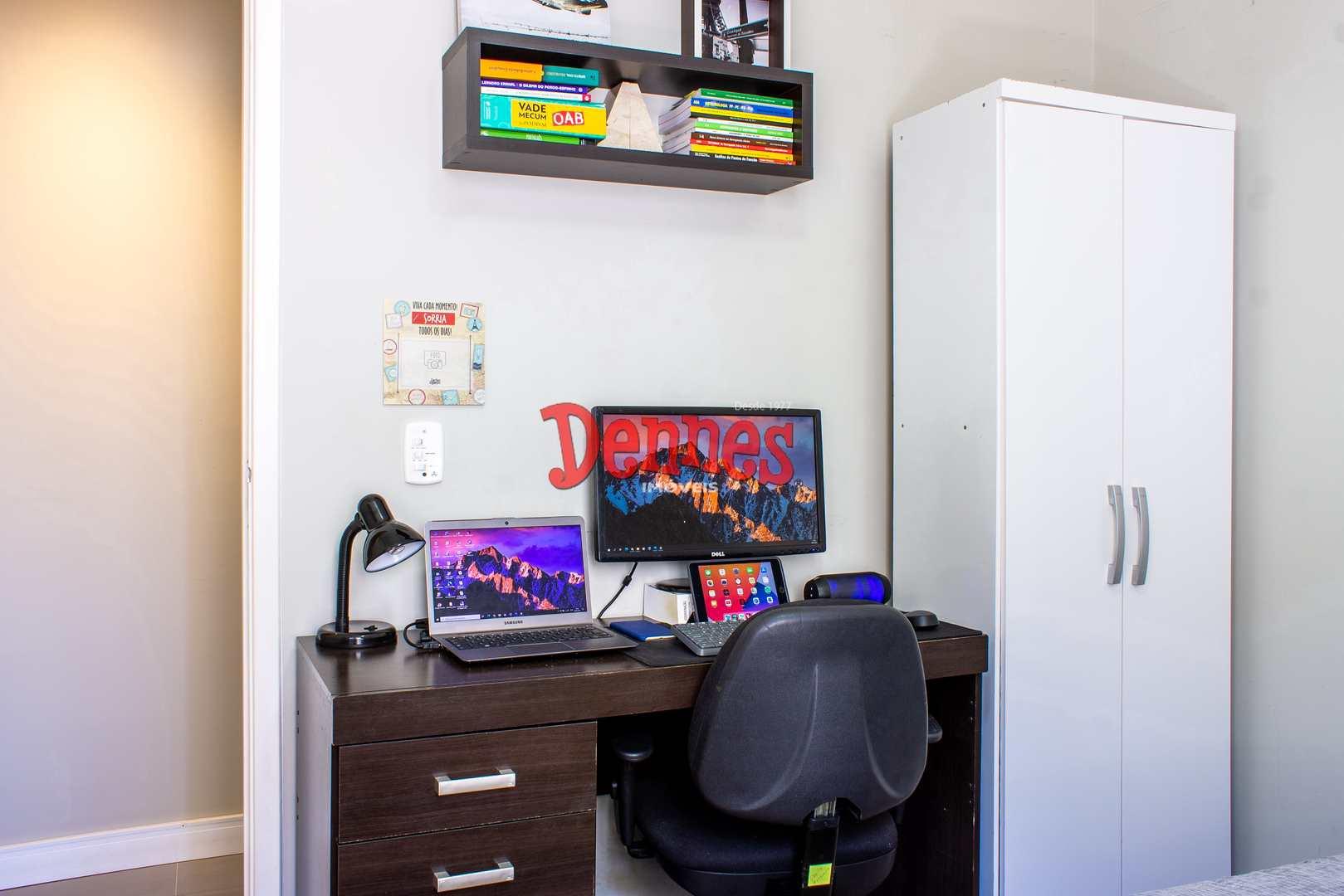 Apartamento com 2 dorms, Residencial das Ilhas.