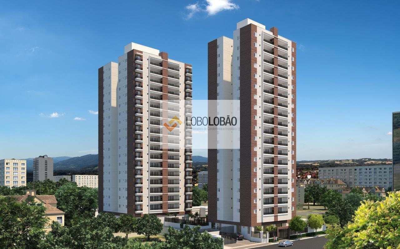 Lançamento Condomínio Manacá apartamentos à venda com 2 e 3 dorms., com 1 ou 3 suítes, no Centro de Taubaté - 77m² e 142,15m².