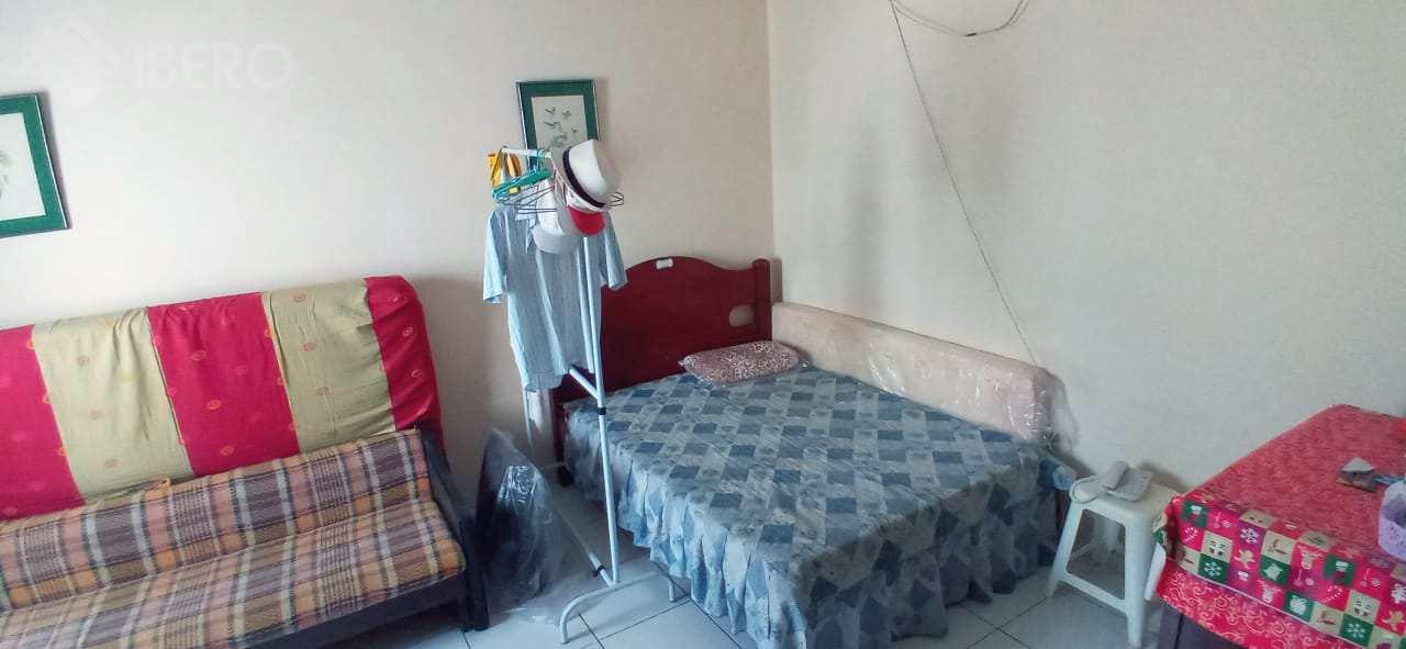 Kitnet com 1 dorm, Guilhermina, Praia Grande - R$ 130 mil, Cod: 792