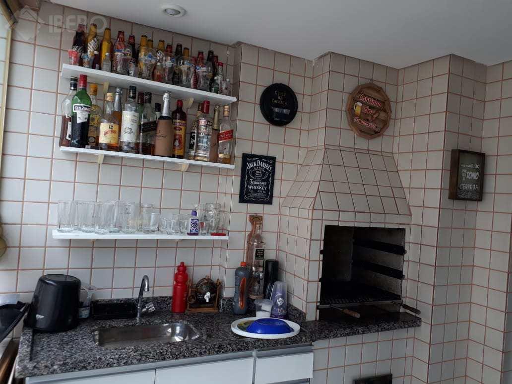 Apartamento com 3 dorms, Tupi, Praia Grande - R$ 460 mil, Cod: 1297
