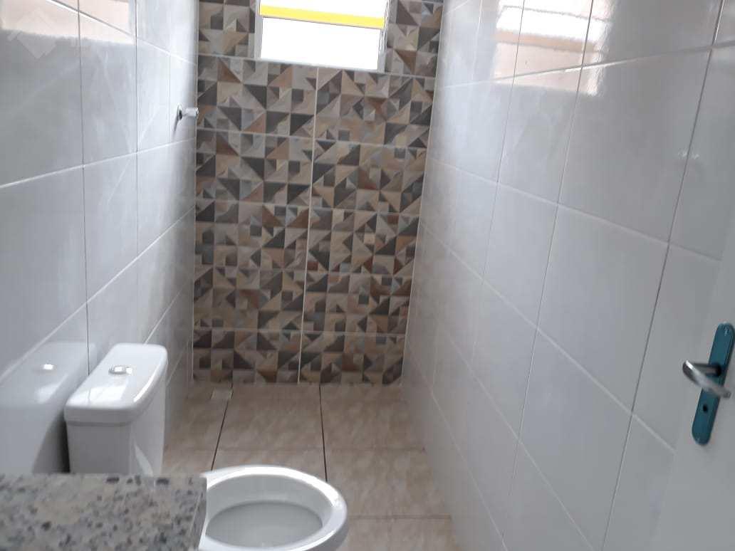 Casa com 2 dorms, Tude Bastos, Praia Grande - R$ 190 mil, Cod: 1301