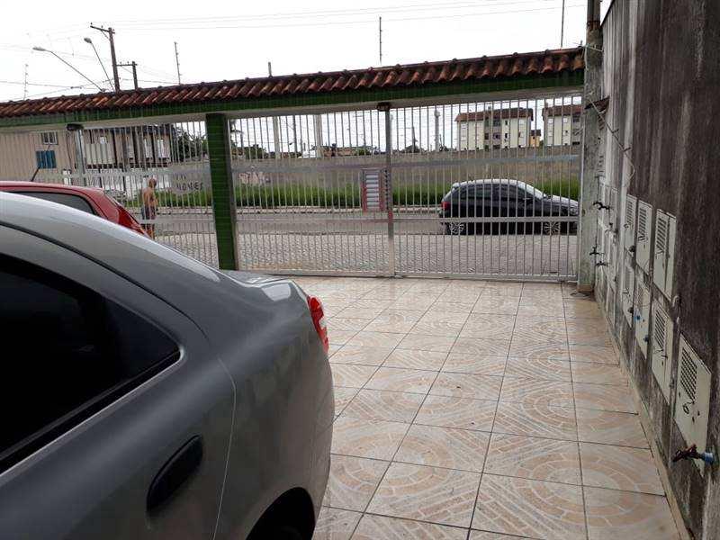 Casa com 2 dorms, Vila Sônia, Praia Grande - R$ 134 mil, Cod: 1361
