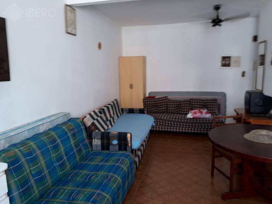 Kitnet com 1 dorm, Tupi, Praia Grande - R$ 125 mil, Cod: 1546