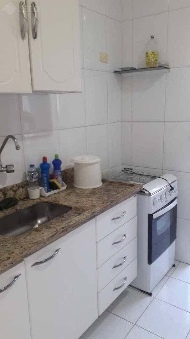 Apartamento com 2 dorms, Tupi, Praia Grande - R$ 350 mil, Cod: 1584