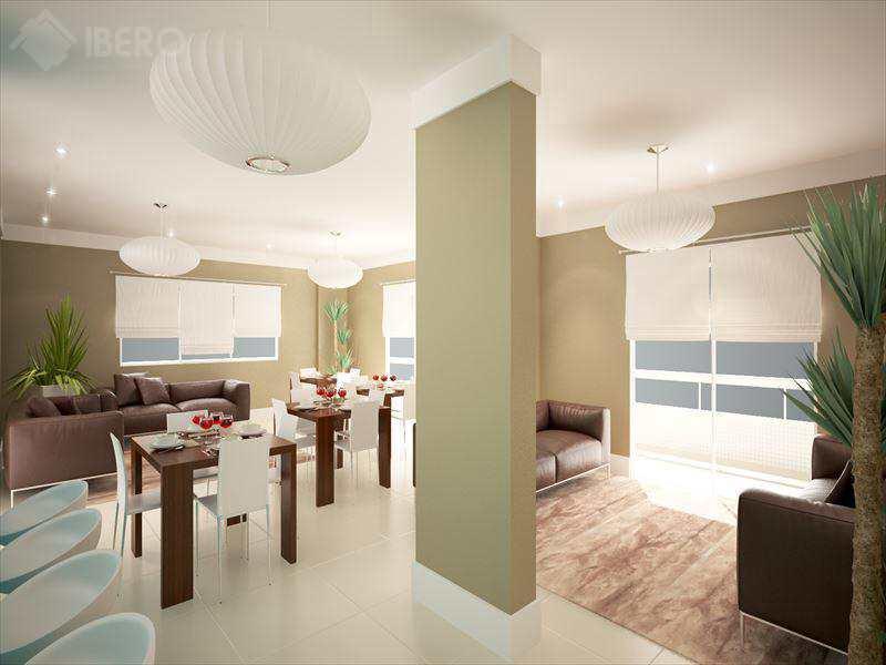 Apartamento com 2 dorms, Caiçara, Praia Grande - R$ 440 mil, Cod: 1603