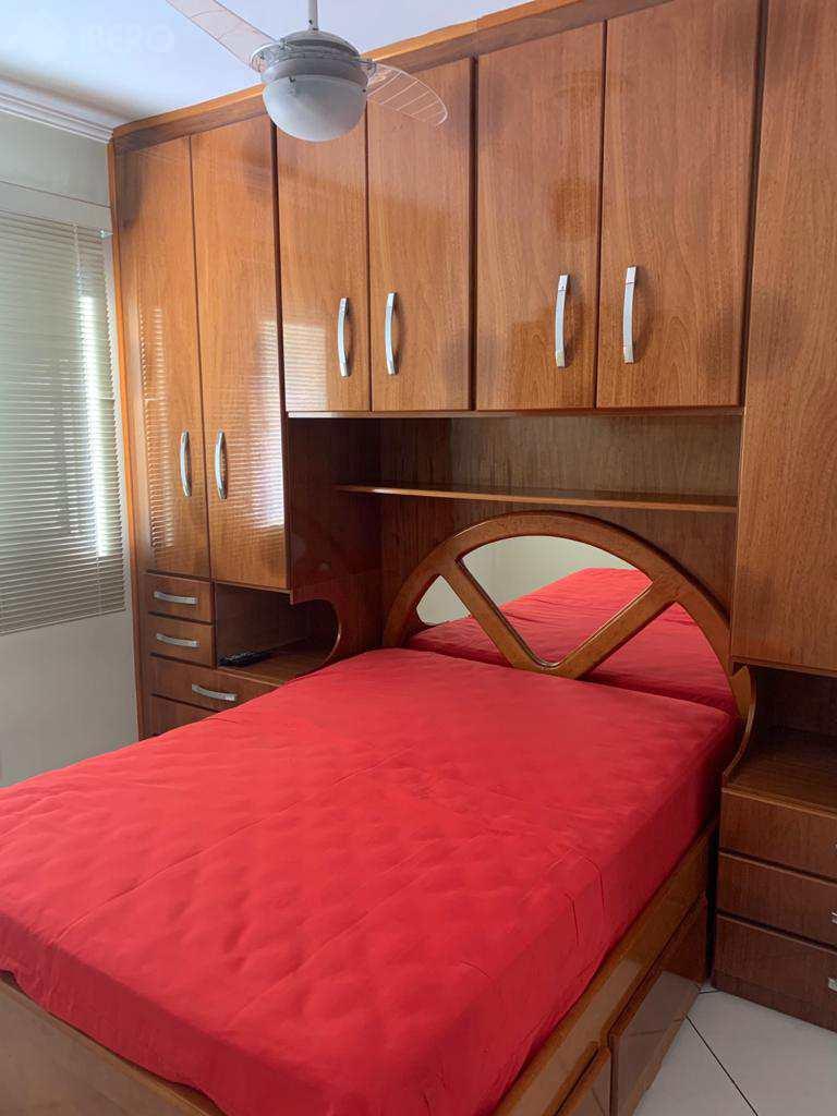 Apartamento com 2 dorms, Canto do Forte, Praia Grande - R$ 235 mil, Cod: 1607