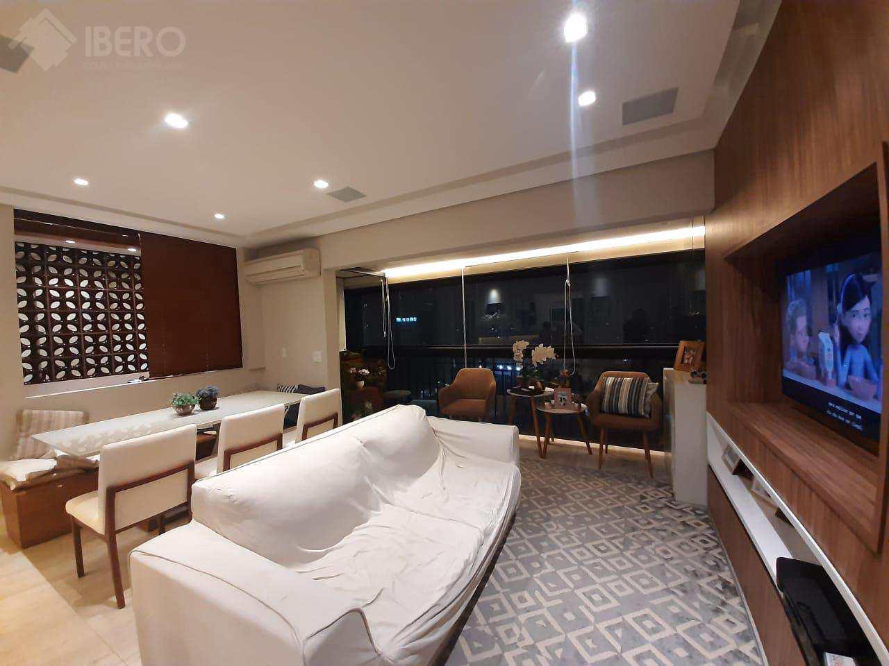 Apartamento com 3 dorms, Gonzaga, Santos - R$ 685 mil, Cod: 1609