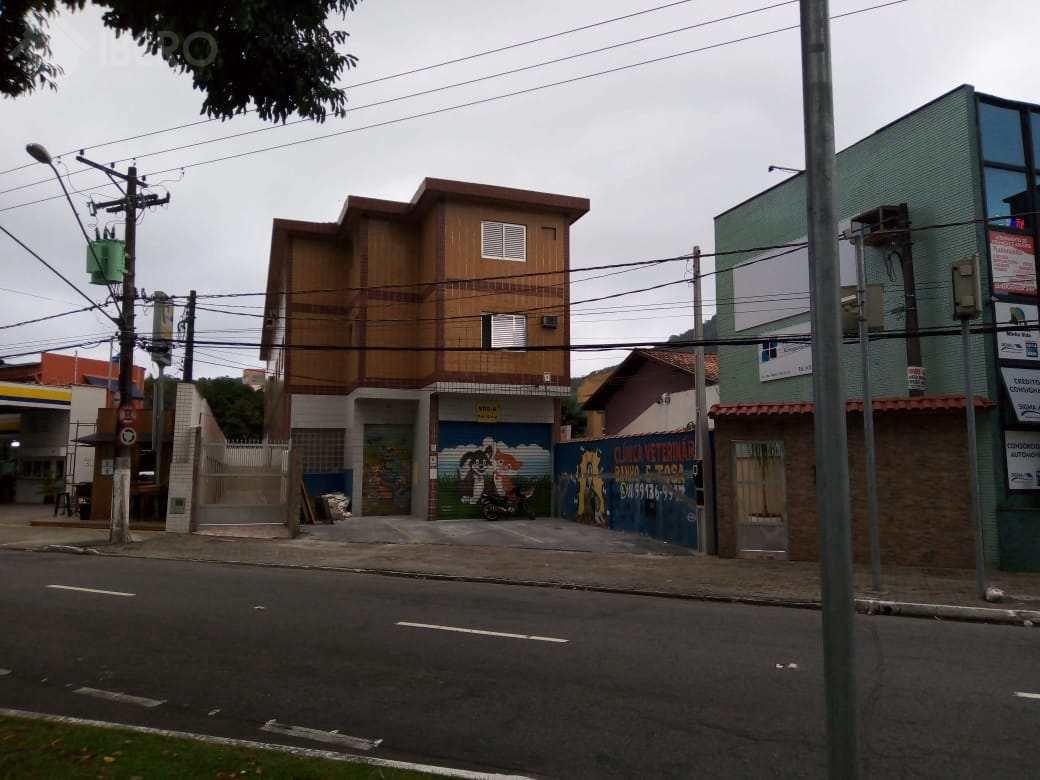 Apartamento com 3 dorms, Boqueirão, Praia Grande - R$ 270 mil, Cod: 1611