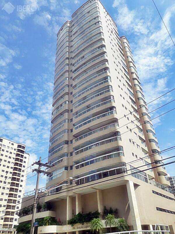 Apartamento com 2 dorms, Aviação, Praia Grande - R$ 430 mil, Cod: 1619