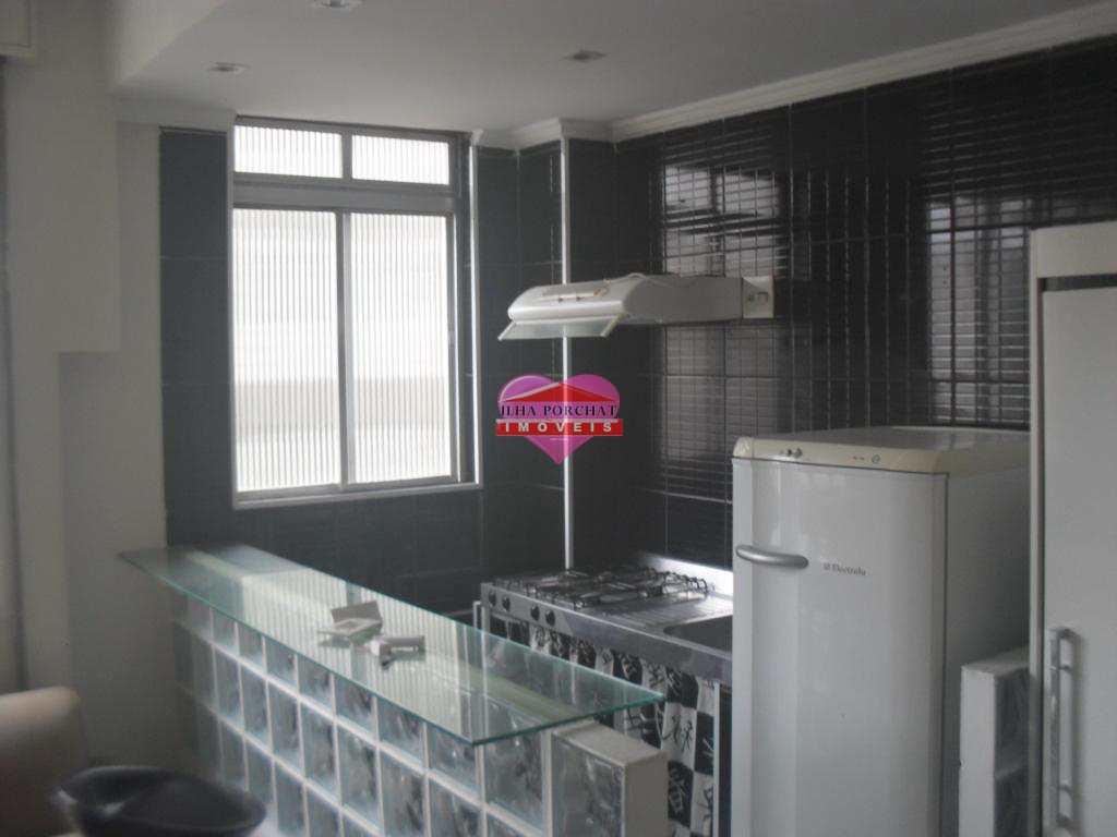 Apartamento com 1 dorm, Centro, São Vicente - R$ 175.000,00, 35m² - Codigo: 653