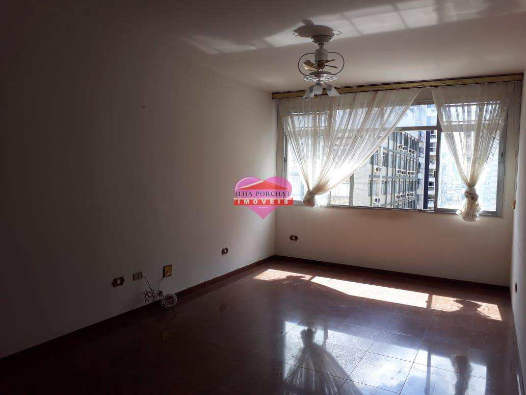 Apartamento com 3 dorms, Gonzaga, Santos - R$ 580 mil, Cod: 737
