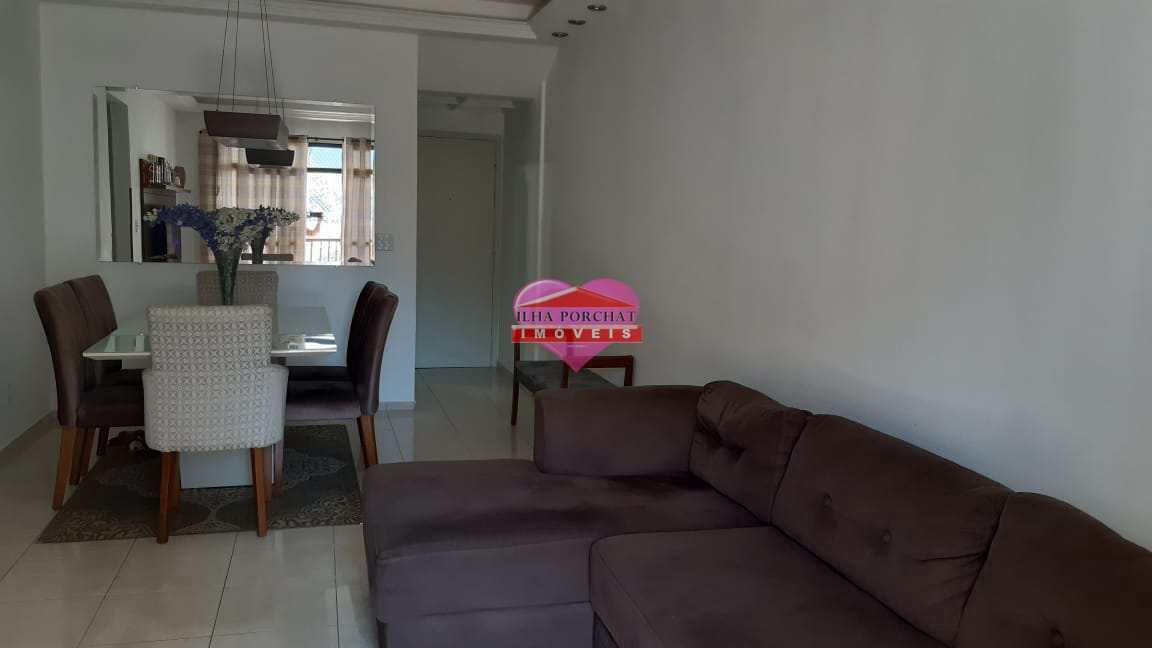 Apartamento com 2 dorms, Boa Vista, São Vicente - R$ 550 mil, Cod: 1136