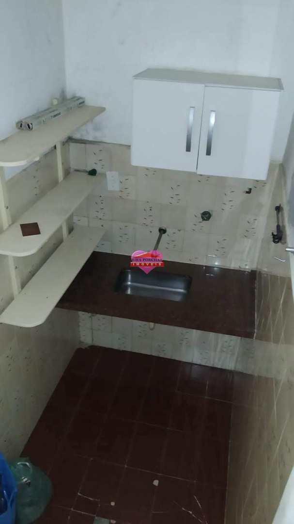 Sala Living, Centro, São Vicente - R$ 120 mil, Cod: 1147