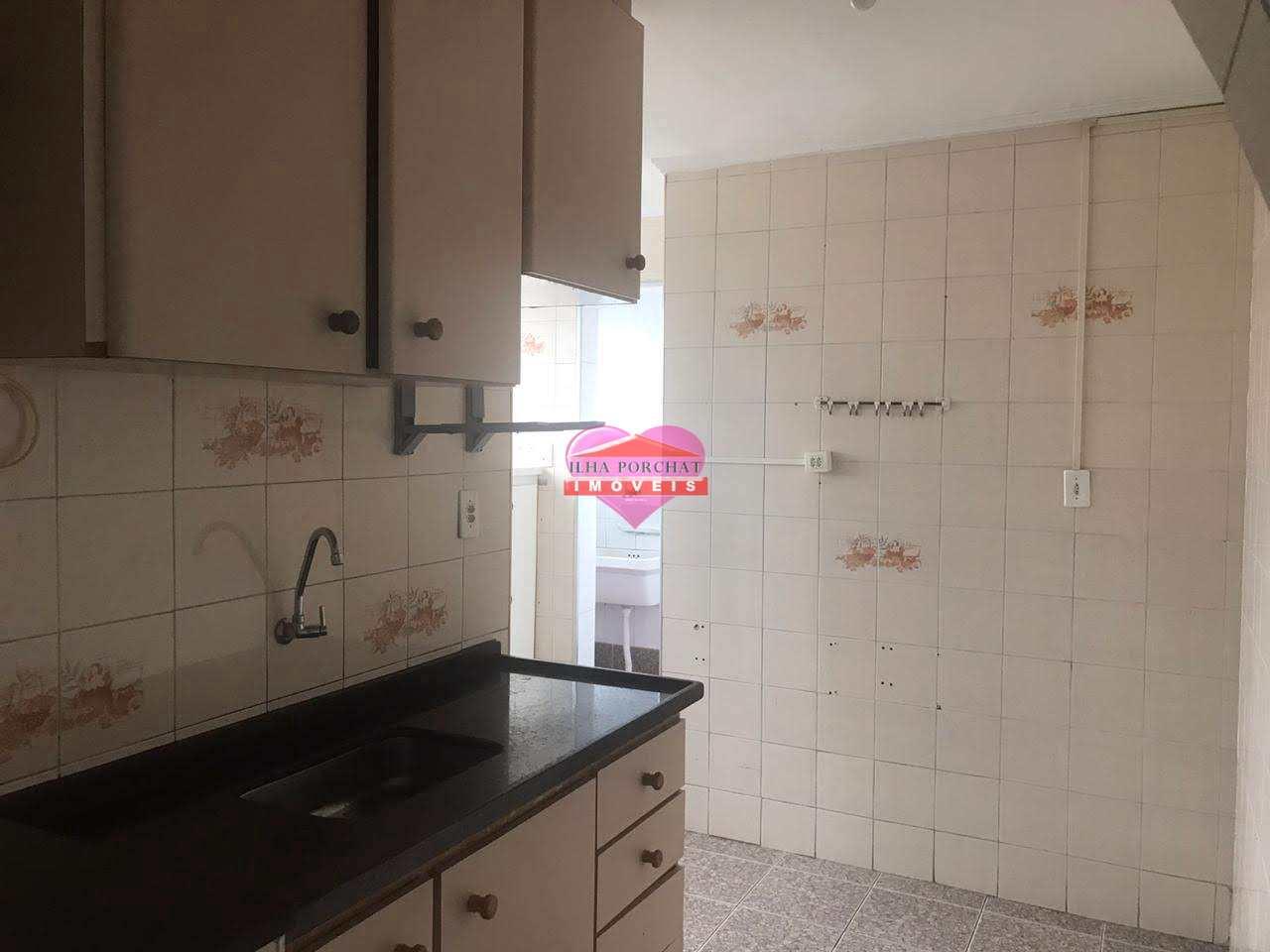 Apartamento com 1 dorm, Centro, São Vicente, Cod: 1162