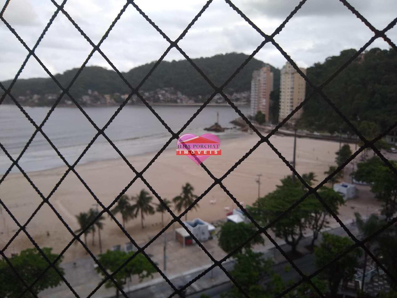 Apartamento com 1 dorm, Centro, São Vicente - R$ 270 mil, Cod: 1198