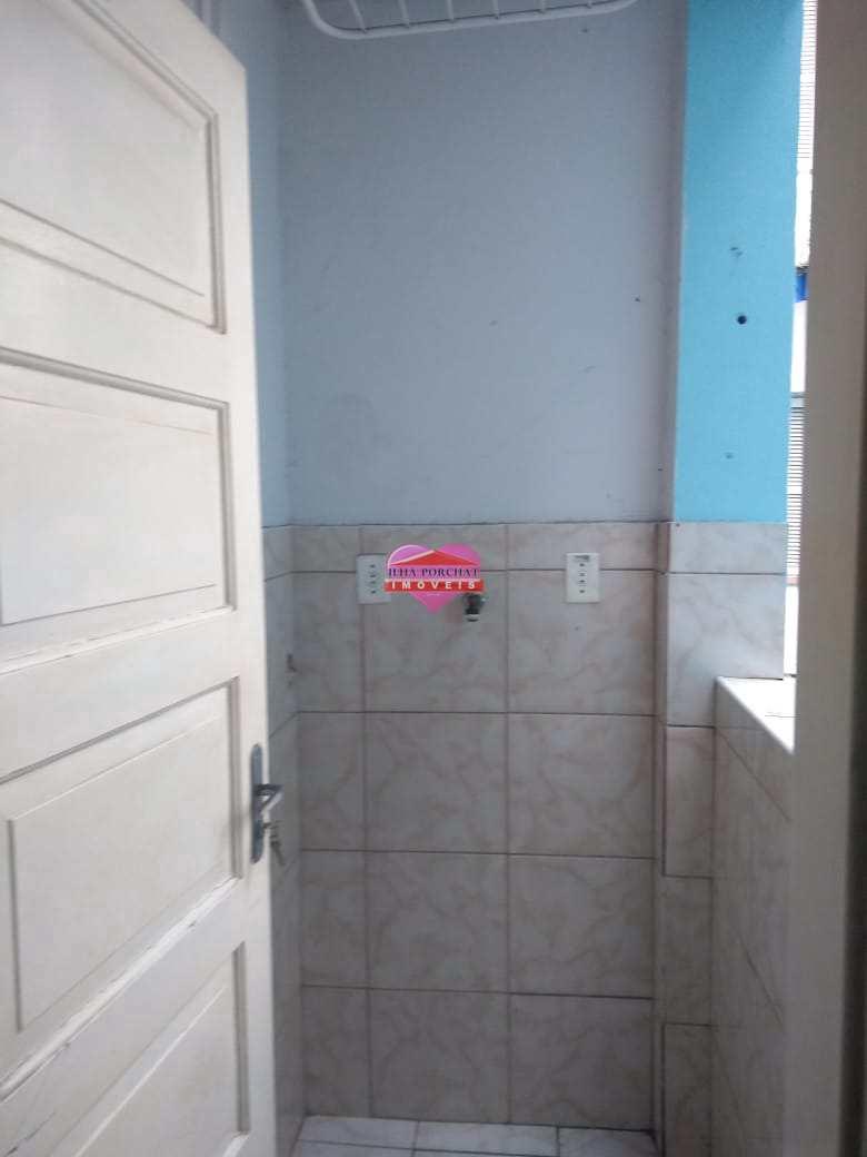 Apartamento com 1 dorm, Centro, São Vicente - R$ 140 mil, Cod: 1225