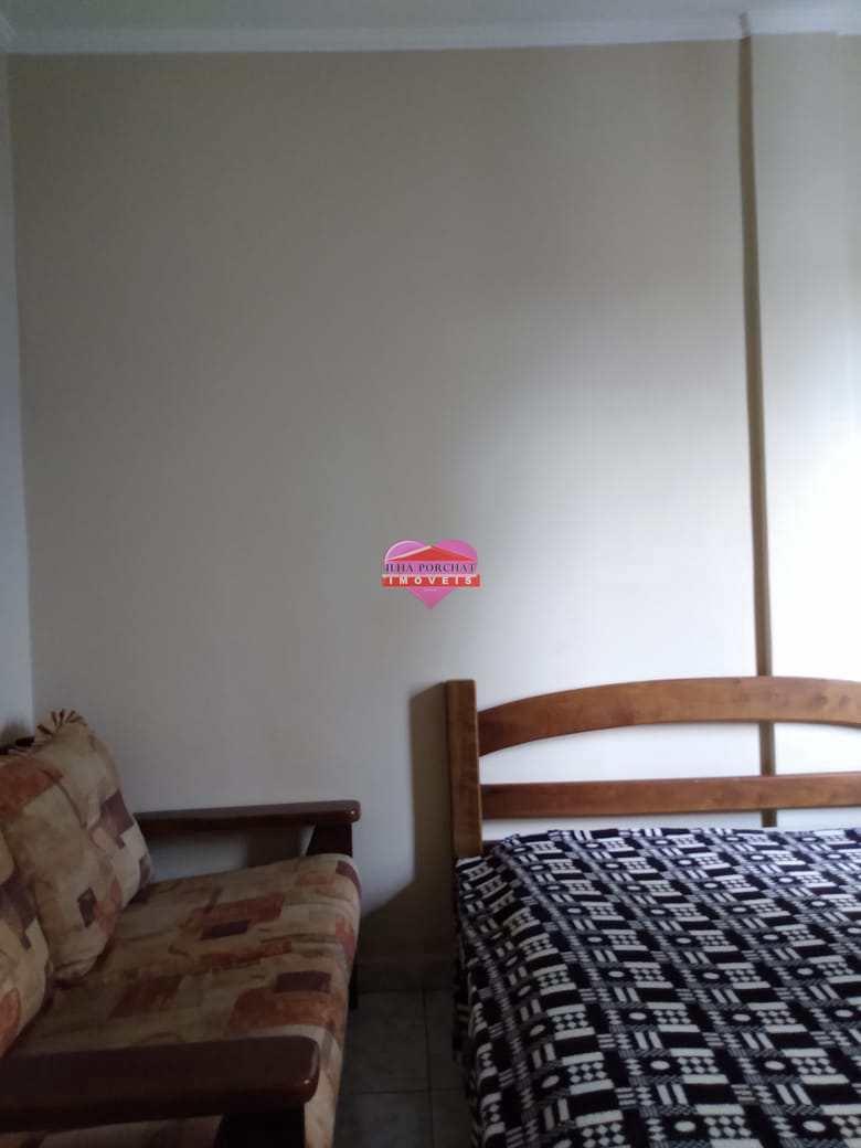 Apartamento com 1 dorm, Centro, São Vicente - R$ 160 mil, Cod: 1236