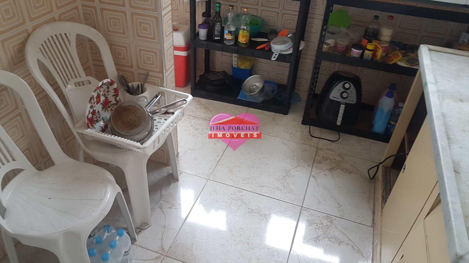 Apartamento com 1 dorm, Centro, São Vicente - R$ 210 mil, Cod: 1245