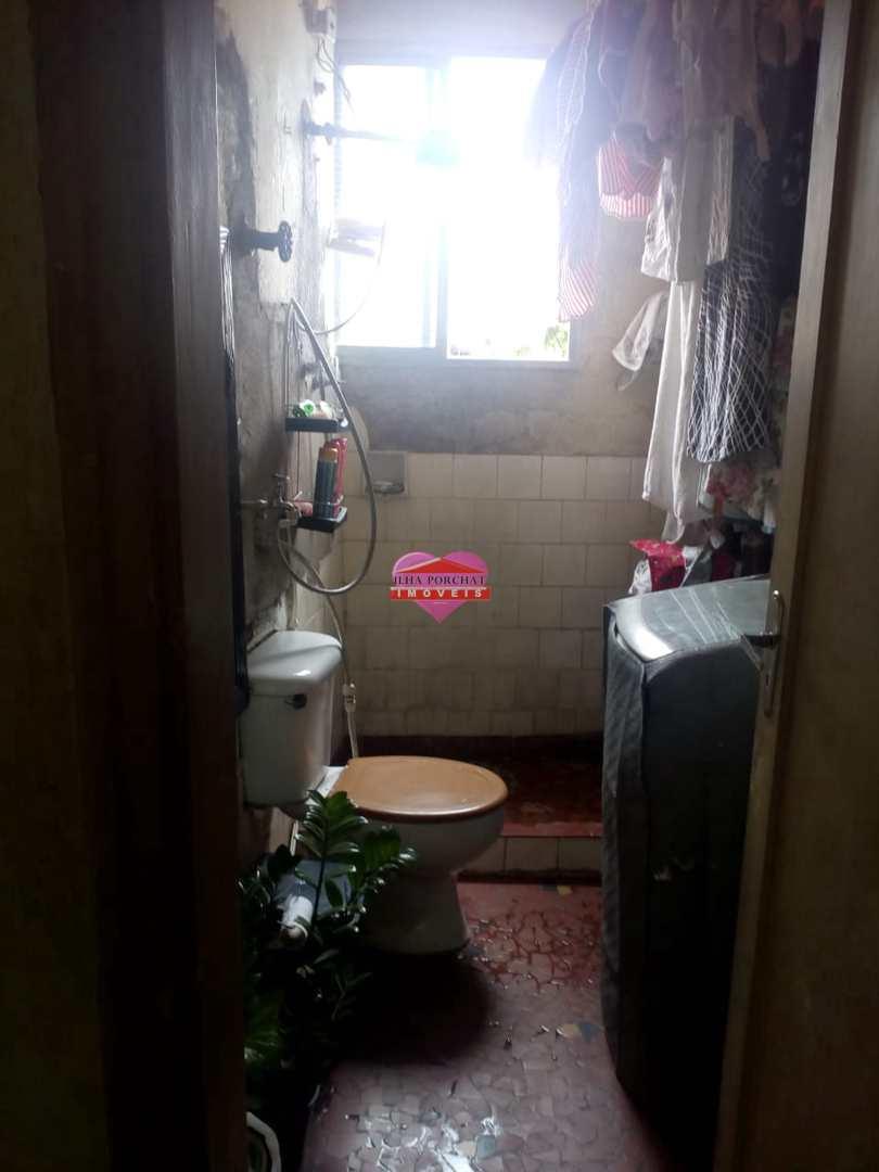 Apartamento com 1 dorm, Centro, São Vicente - R$ 130 mil, Cod: 1250