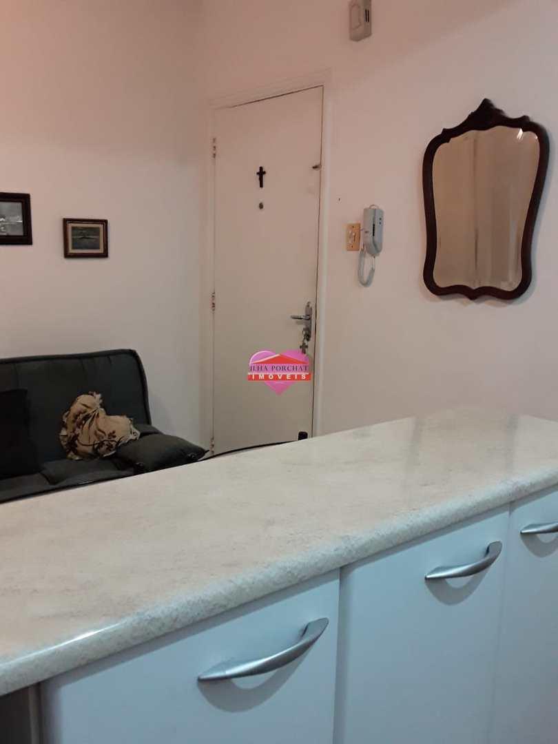 Apartamento com 1 dorm, José Menino, Santos, Cod: 1252