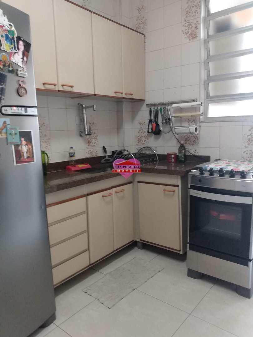 Apartamento com 2 dorms, Vila Valença, São Vicente - R$ 220 mil, Cod: 1254