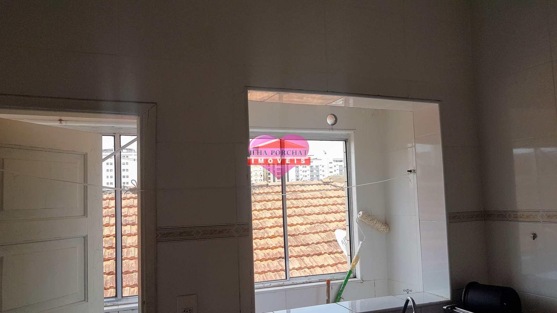 Apartamento com 1 dorm, Vila Valença, São Vicente, Cod: 1266
