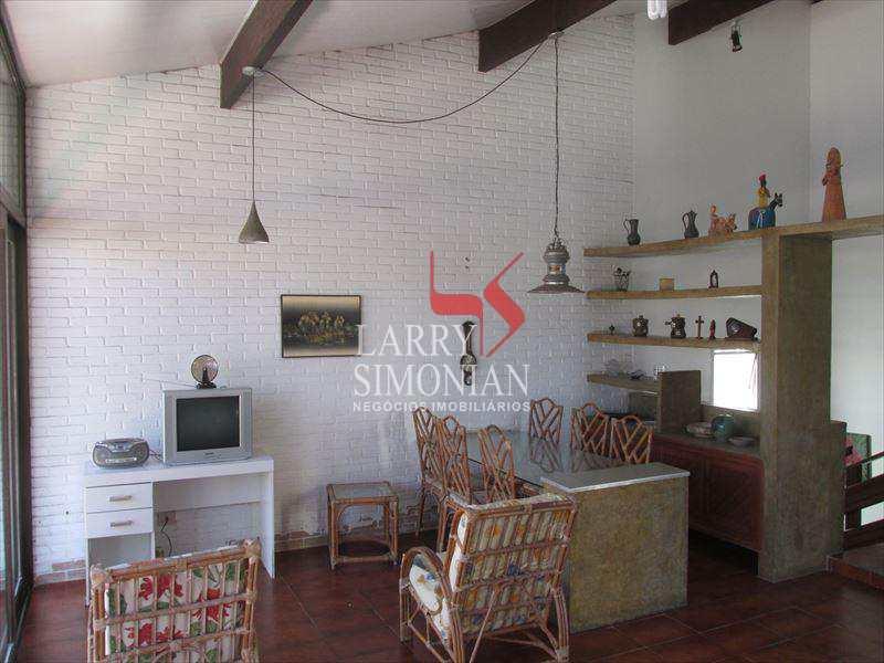 Casa com 3 dorms, Jardim Belmar, Guarujá, Cod: 244