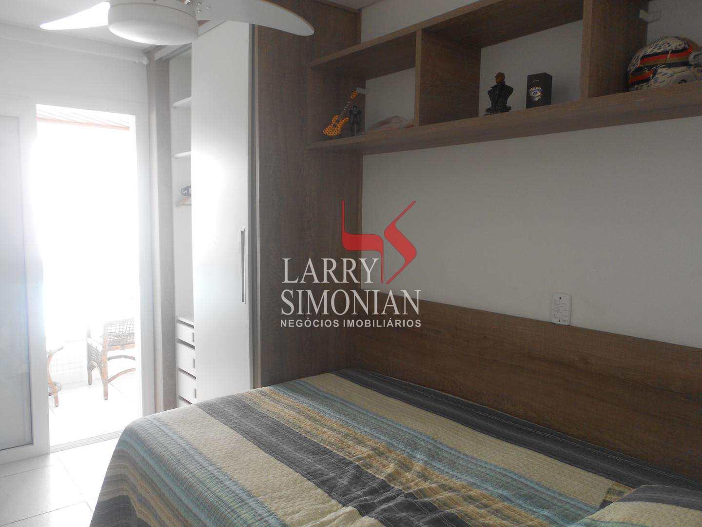 Apartamento com 3 dorms, Jardim Las Palmas, Guarujá - R$ 650 mil, Cod: 476