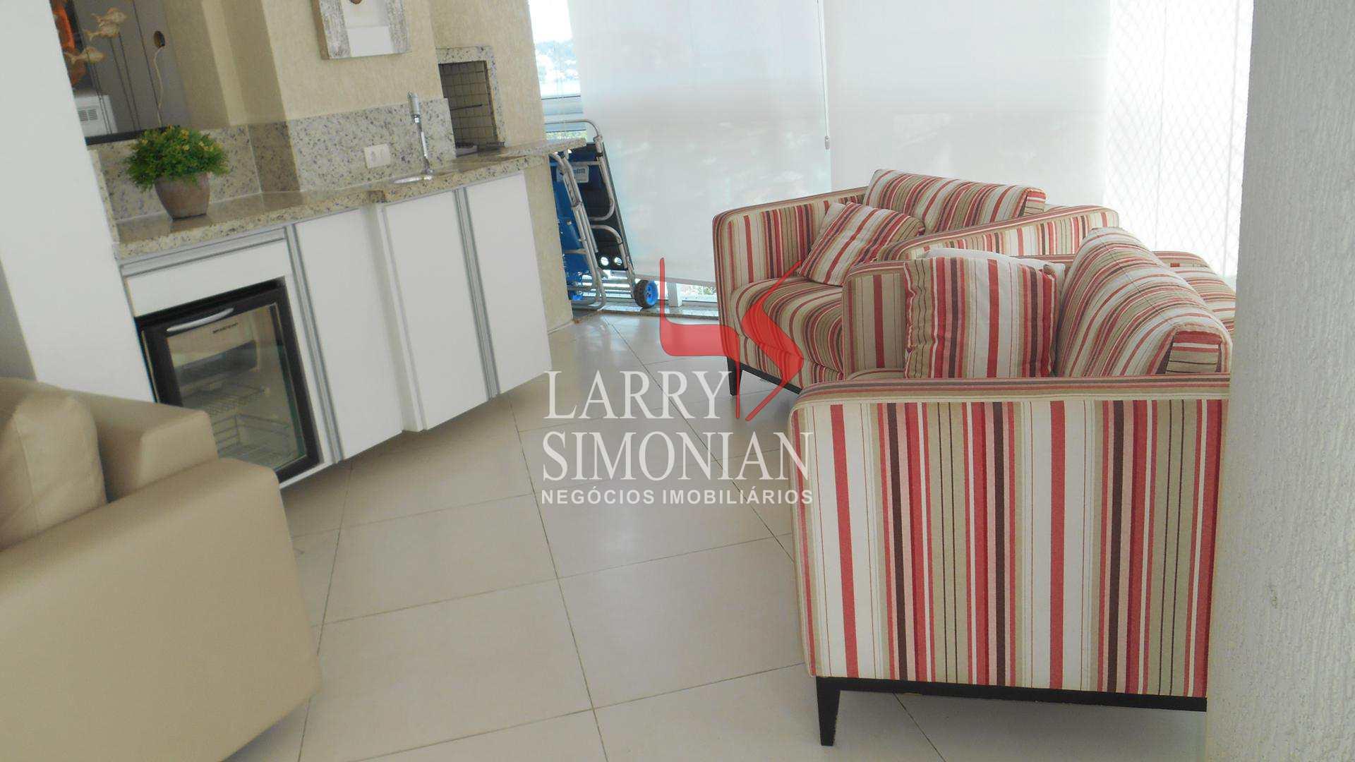 Apartamento com 3 dorms, Balneário Cidade Atlântica, Guarujá - R$ 1.15 mi, Cod: 362