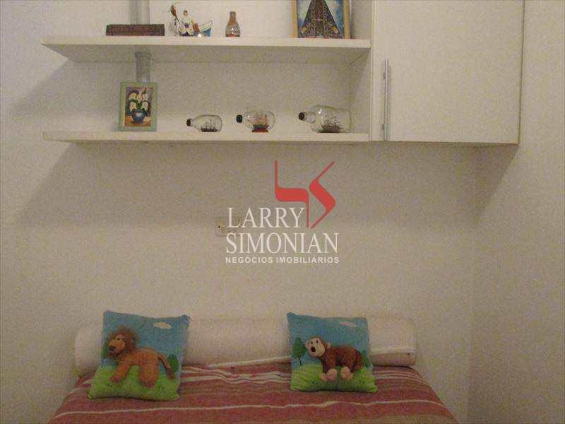 Apartamento com 3 dorms, Centro, Guarujá, Cod: 204