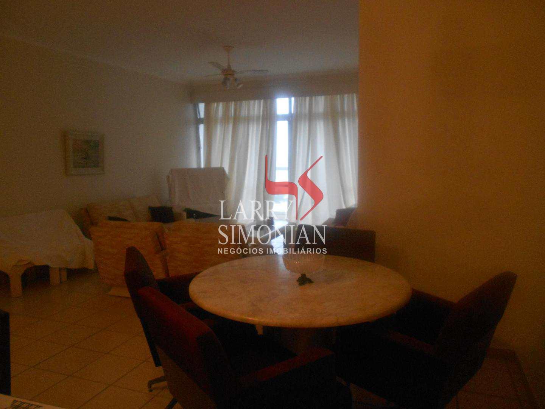 Apartamento com 3 dorms, Centro, Guarujá - R$ 700 mil, Cod: 579