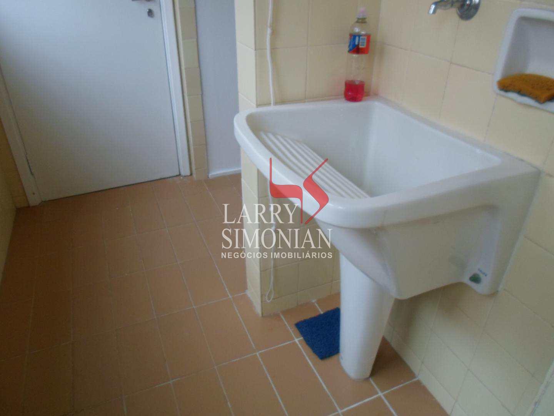 Apartamento com 2 dorms, Barra Funda, Guarujá, Cod: 607