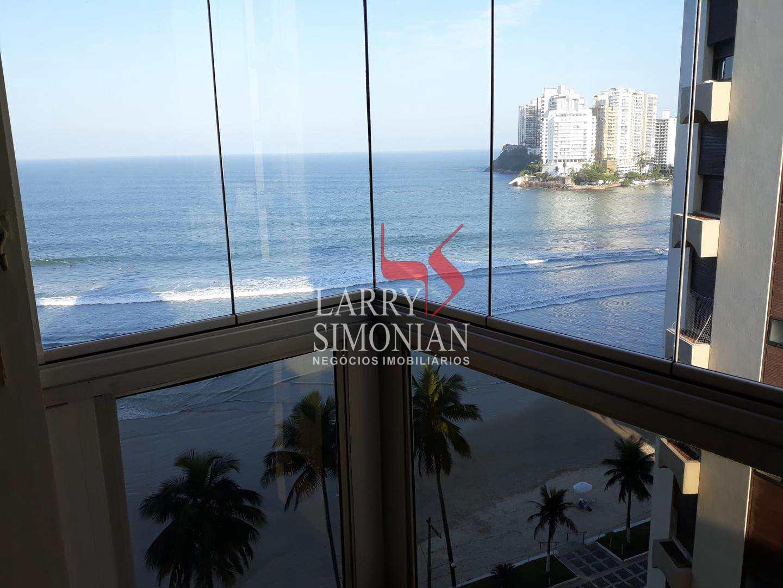 Apartamento com 2 dorms, Vila Luis Antônio, Guarujá - R$ 550 mil, Cod: 4