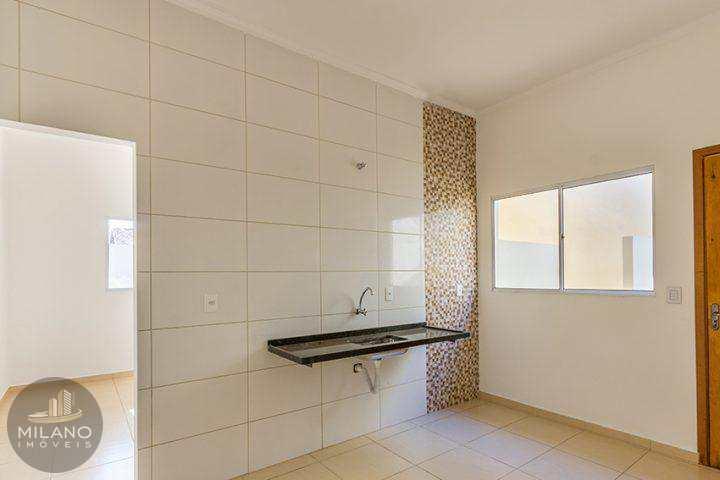 Casa  2 dorms,  Parque das Mangueiras, ac financ Três Lagoas -