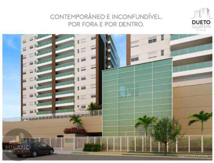 Duetto Iguatemi Apartamento 2 e 3 Suites