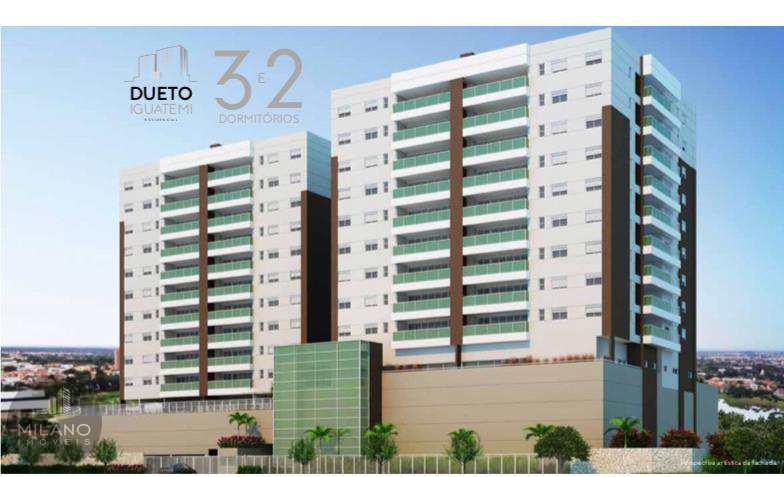Duetto Iguatemi 2 e 3 suites