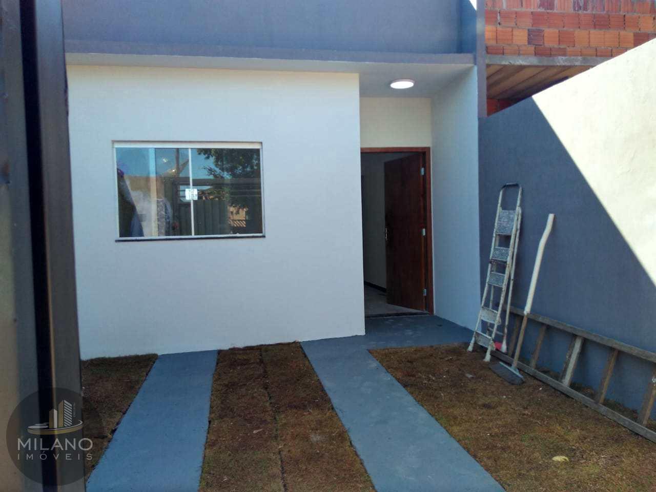 Casa com 2 dorms, Jardim Paranapunga, Três Lagoas - R$ 162 mil, Cod: 575