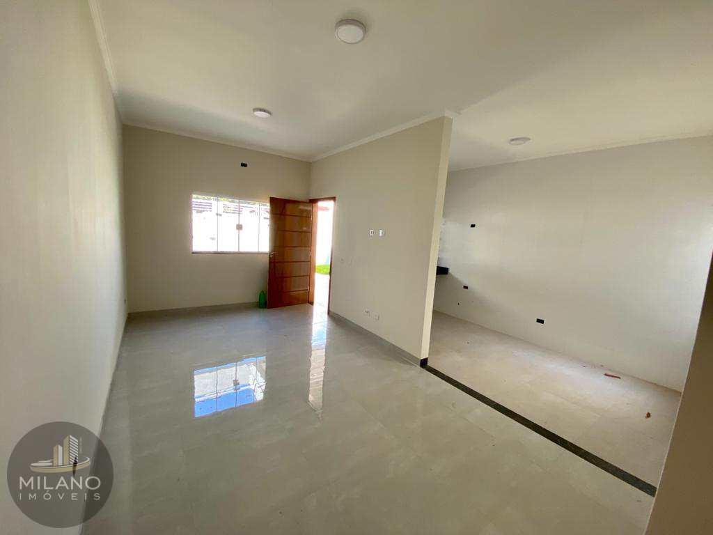 Casa a venda em Três Lagoas Ms, Bairro Santa Terezinha, 03 dorm