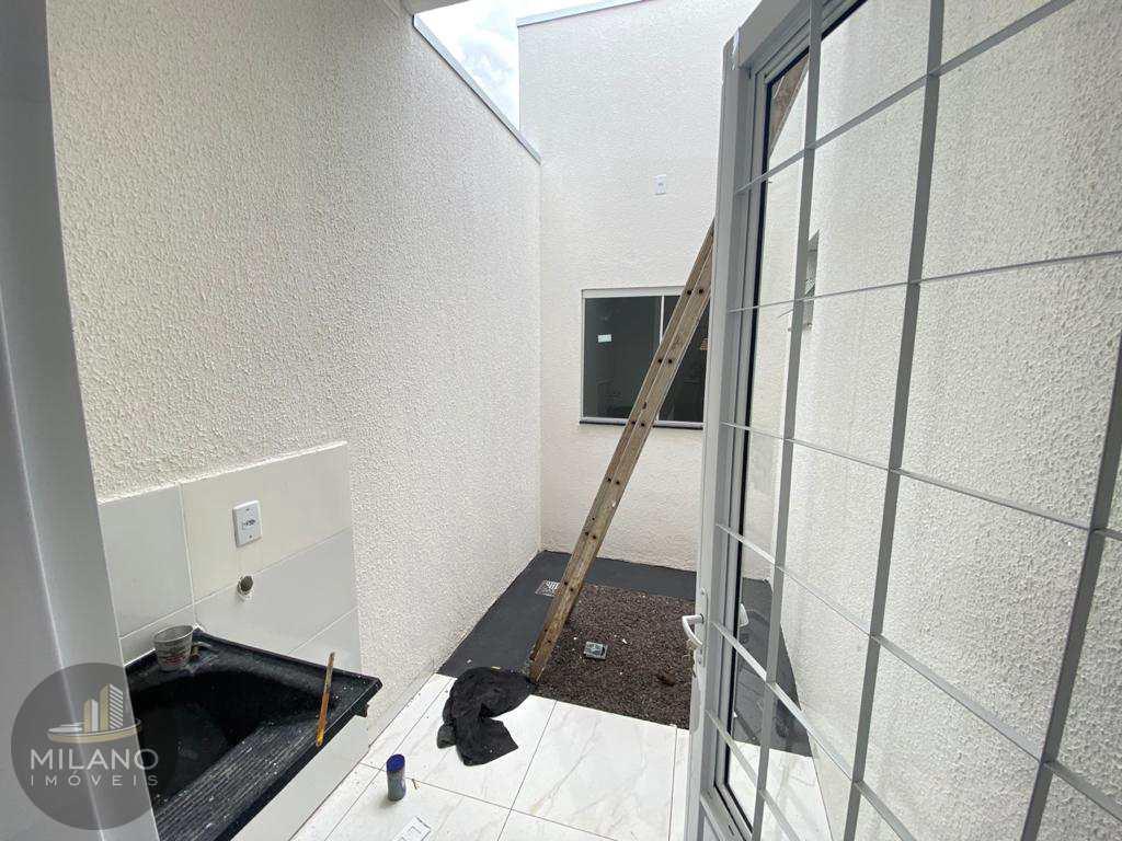 Casa com 2 dorms, Parque das Mangueiras, Três Lagoas - R$ 190 mil, Cod: 607