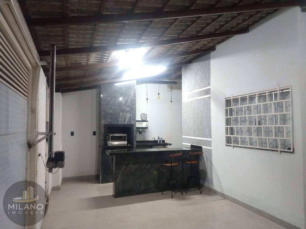 Casa a venda em Três Lagoas-MS, no bairro Setsul, 2 dormitórios