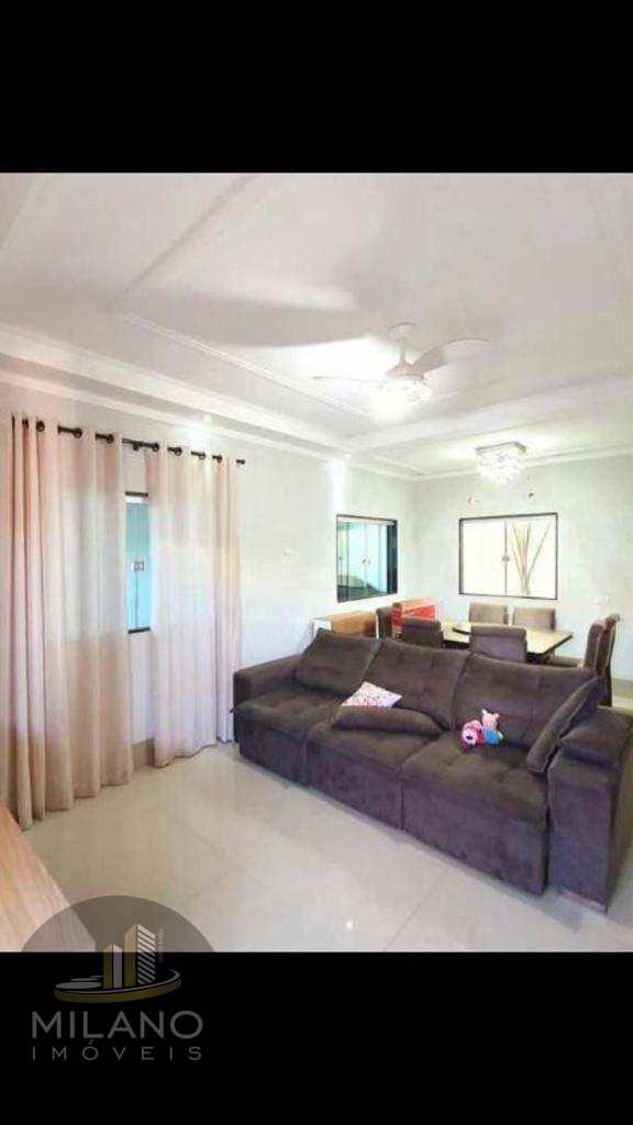 Casa a venda em Três Lagoas- MS, no bairro Nova Três Lagoas
