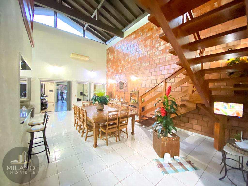 Casa com 3 dorms, Santos Dumont, Três Lagoas - R$ 500 mil, Cod: 619